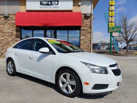 2014 Chevrolet Cruze for sale at 719 Automotive Group in Colorado Springs CO