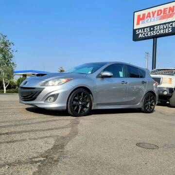 2012 Mazda MAZDASPEED3 for sale at Hayden Cars in Coeur D Alene ID