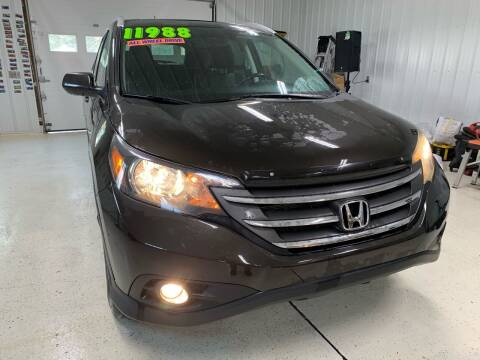 2013 Honda CR-V for sale at SMS Motorsports LLC in Cortland NY