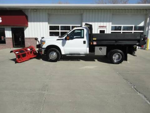 2016 Ford F-350 Super Duty for sale at Quality Motors Inc in Vermillion SD