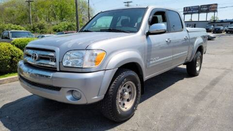2005 Toyota Tundra for sale at Tri City Auto Mart in Lexington KY