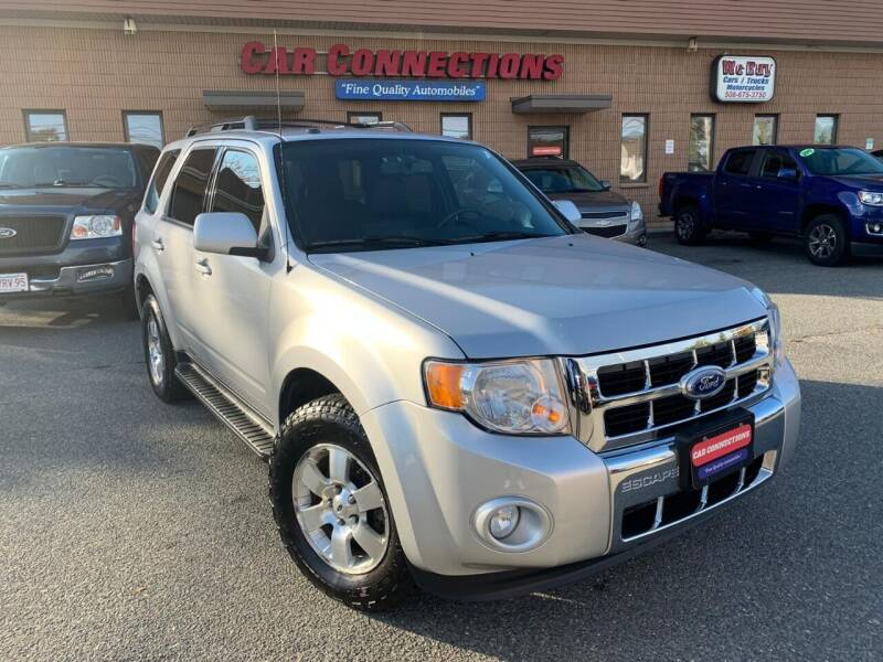 2012 Ford Escape for sale at CAR CONNECTIONS in Somerset MA