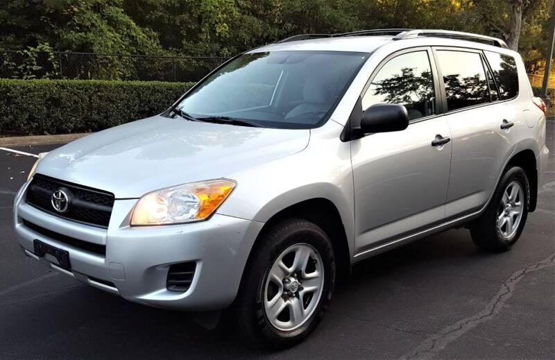 2012 Toyota RAV4 for sale at memar auto sales, inc. in Marietta GA