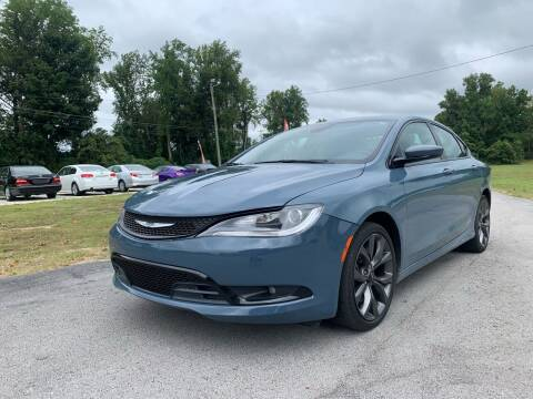 2015 Chrysler 200 for sale at IH Auto Sales in Jacksonville NC