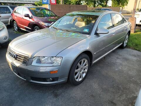 2005 Audi A8 L for sale at Car One in Essex MD