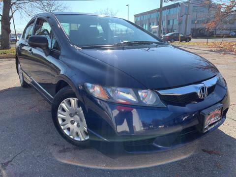 2011 Honda Civic for sale at JerseyMotorsInc.com in Teterboro NJ