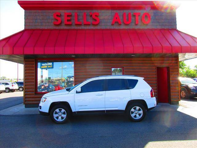 2016 Jeep Compass for sale at Sells Auto INC in Saint Cloud MN