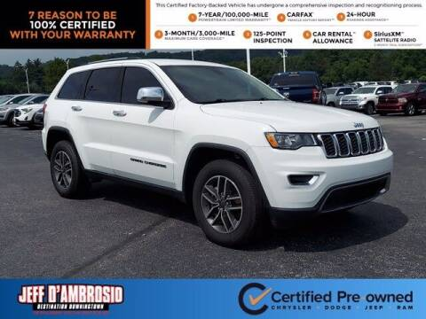 2019 Jeep Grand Cherokee for sale at Jeff D'Ambrosio Auto Group in Downingtown PA
