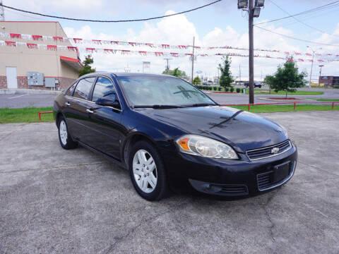 2007 Chevrolet Impala for sale at BLUE RIBBON MOTORS in Baton Rouge LA