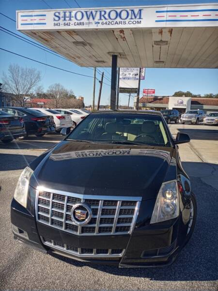 2013 Cadillac CTS for sale at Showroom Auto Sales of Charleston in Charleston SC