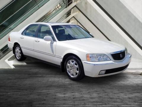 2000 Acura RL for sale at Midlands Auto Sales in Lexington SC
