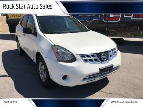 2015 Nissan Rogue Select for sale at Rock Star Auto Sales in Las Vegas NV