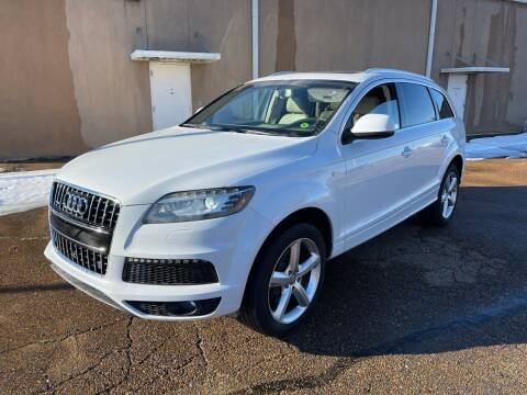 2013 Audi Q7 for sale at The Auto Toy Store in Robinsonville MS