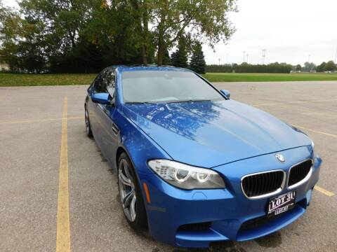 2013 BMW M5 for sale at Lot 31 Auto Sales in Kenosha WI