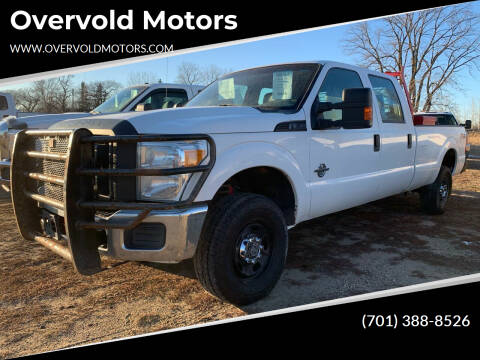 2012 Ford F-350 Super Duty for sale at Overvold Motors in Detriot Lakes MN