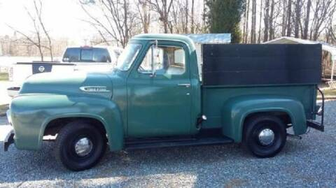1953 Ford F-150 for sale at Haggle Me Classics in Hobart IN