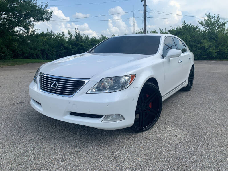 2009 Lexus LS 460 for sale at Craven Cars in Louisville KY