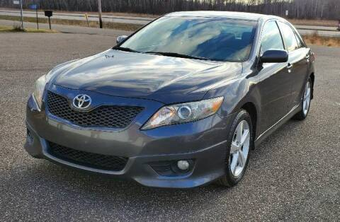 2010 Toyota Camry for sale at Transmart Autos in Zimmerman MN
