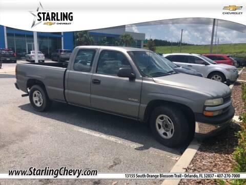 1999 Chevrolet Silverado 1500 for sale at Pedro @ Starling Chevrolet in Orlando FL