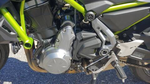 2017 Kawasaki ER650G  for sale at Impulse Cars in Peachtree Corners GA