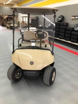 2017 Yamaha Electric Golf Car for sale at Curry's Body Shop in Osborne KS