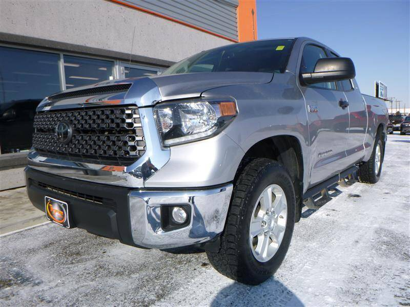 2018 Toyota Tundra for sale at Torgerson Auto Center in Bismarck ND