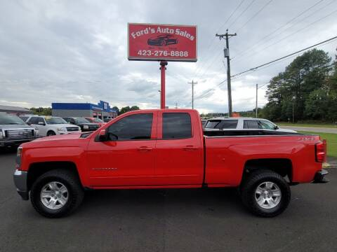 2019 Chevrolet Silverado 1500 LD for sale at Ford's Auto Sales in Kingsport TN