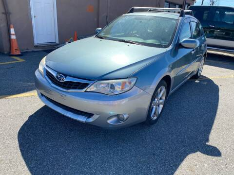 2009 Subaru Impreza for sale at MAGIC AUTO SALES - Magic Auto Prestige in South Hackensack NJ