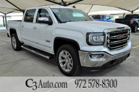 2018 GMC Sierra 1500 for sale at C3Auto.com in Plano TX
