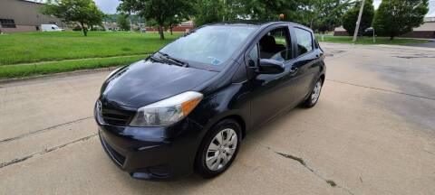 2014 Toyota Yaris for sale at World Automotive in Euclid OH