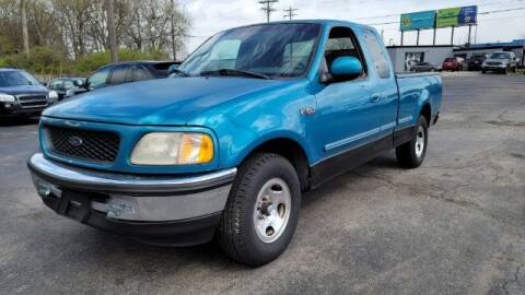 1998 Ford F-150 for sale at Tri City Auto Mart in Lexington KY