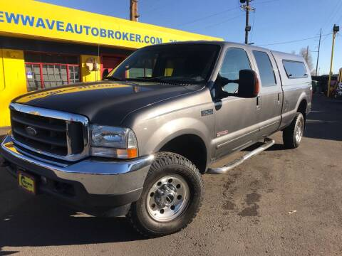 2004 Ford F-350 Super Duty for sale at New Wave Auto Brokers & Sales in Denver CO