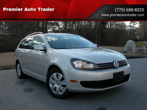 2012 Volkswagen Jetta for sale at Premier Auto Trader in Alpharetta GA