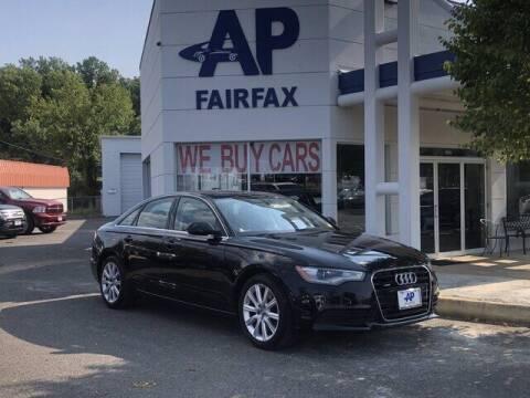 2014 Audi A6 for sale at AP Fairfax in Fairfax VA