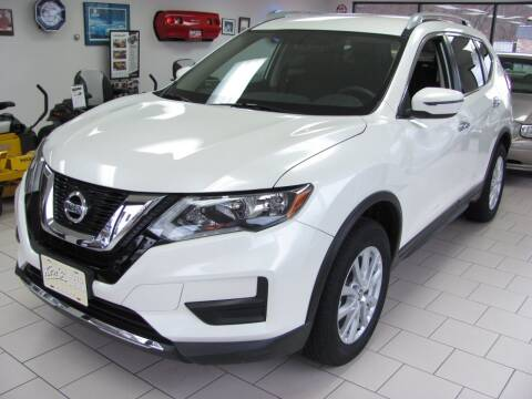 2017 Nissan Rogue for sale at Kens Auto Sales in Holyoke MA