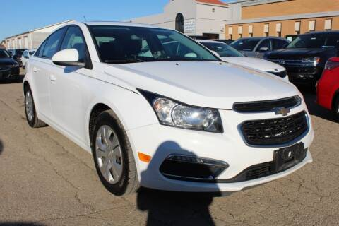 2016 Chevrolet Cruze Limited for sale at SHAFER AUTO GROUP in Columbus OH