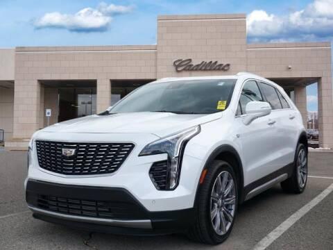 2020 Cadillac XT4 for sale at Suburban Chevrolet of Ann Arbor in Ann Arbor MI