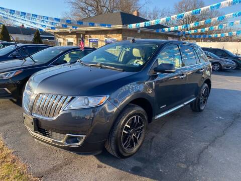 2014 Lincoln MKX for sale at Brucken Motors in Evansville IN