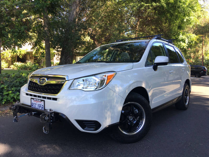 2016 Subaru Forester for sale at Valley Coach Co Sales & Lsng in Van Nuys CA
