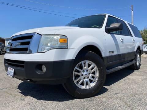 2007 Ford Expedition EL for sale at Auto Mercado in Clovis CA