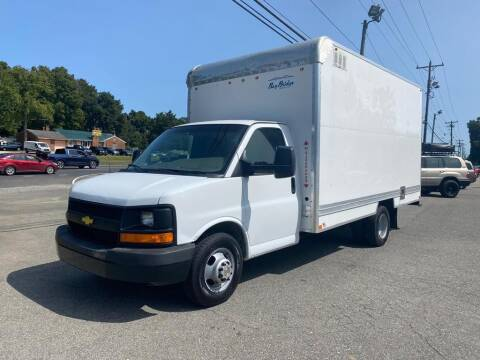2015 Chevrolet Express Cutaway for sale at CVC AUTO SALES in Durham NC