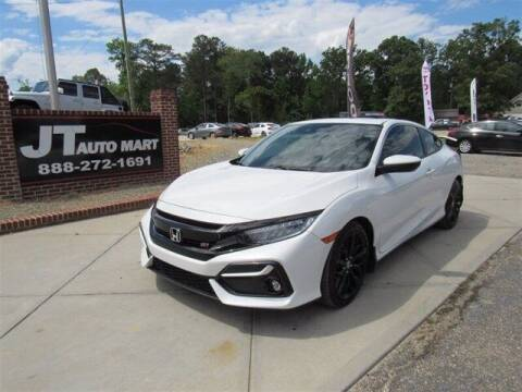 2020 Honda Civic for sale at J T Auto Group in Sanford NC