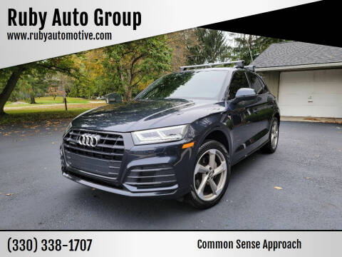 2020 Audi Q5 for sale at Ruby Auto Group in Hudson OH