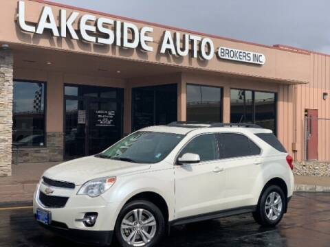 2015 Chevrolet Equinox for sale at Lakeside Auto Brokers in Colorado Springs CO