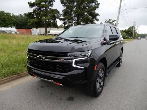 2021 Chevrolet Tahoe for sale at United Traders Inc. in North Little Rock AR