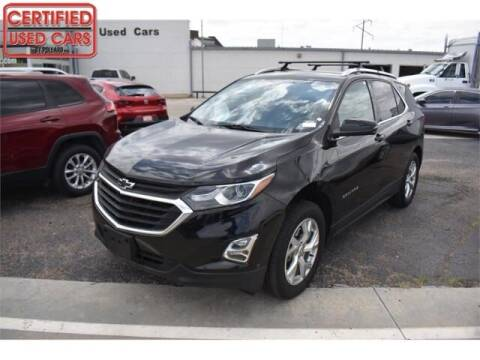 2018 Chevrolet Equinox for sale at South Plains Autoplex by RANDY BUCHANAN in Lubbock TX