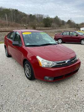 2010 Ford Focus for sale at Conner Motors in Rocky Top TN