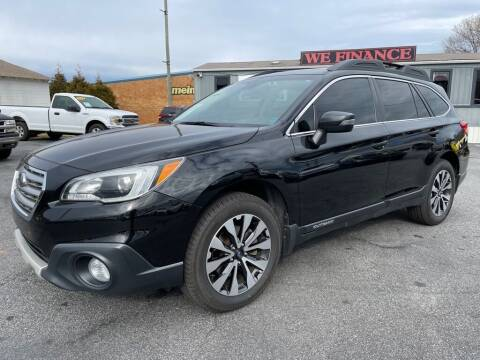 2017 Subaru Outback for sale at Modern Automotive in Boiling Springs SC