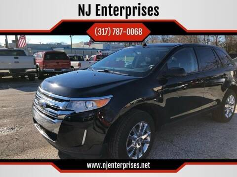 2012 Ford Edge for sale at NJ Enterprises in Indianapolis IN