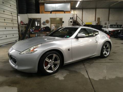 2009 Nissan 370Z for sale at T James Motorsports in Gibsonia PA